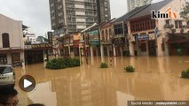 Guan Eng reaches out to DPM for military assistance over Penang floods