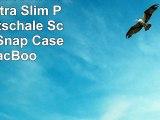 MOSISO MacBook Air 11 Hülle  Ultra Slim Plastik Hartschale Schutzhülle Snap Case für