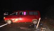 Düzce'de iki ayrı kazada 2 kişi öldü 8 kişi yaralandı