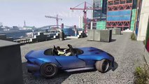Grand Theft Auto V - Special Vehicle Ramp Buggy (GTA 5 FAST