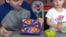 BEAN BOOZLED CHALLENGE! PARENTS EAT SUPER GROSS YUCKY JELLY BEANS. DADDY FREAKS OUT