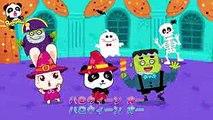 ハロウィーン大好き❤ かわいいおばけ&ゾンビ  Halloween Songs  ハロウィンソング  赤ちゃんが喜ぶ歌  子供の歌  童謡  アニメ  動画  BabyBus
