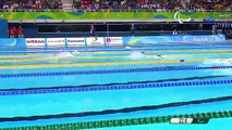 Swimming | Womens 100m Backstroke S2 final | Rio 2016 Paralympic Games