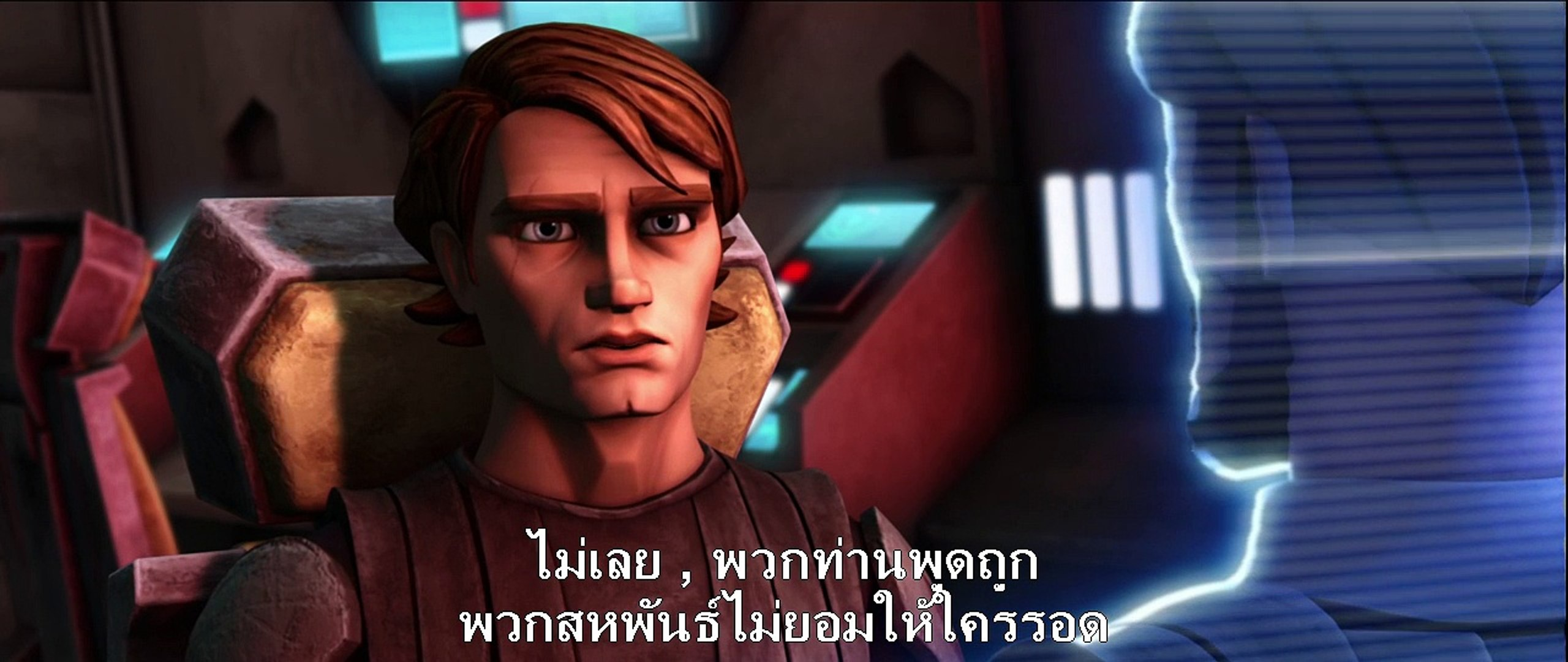 Star Wars Clone Wars Season 1 Episode 2 ซับไทย