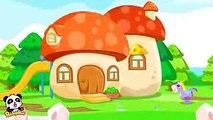 ベッドで食べ物は食べないよ アニメ  ベッドでお菓子を食べる子はだれだ?  よい生活習慣   赤ちゃんが喜ぶアニメ  動画  BabyBus