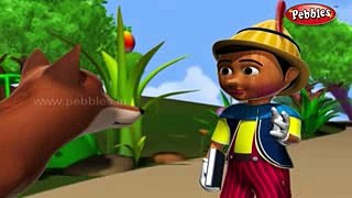 Pinocchio Story in Tamil Fairy Tales in Tamil Tamil Stories