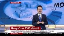 Rusya'nın PYD daveti