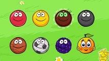 REDBALL 4 BACK FUN game RED BALL 4 new s as BLACK BALL! Fun video for kids!
