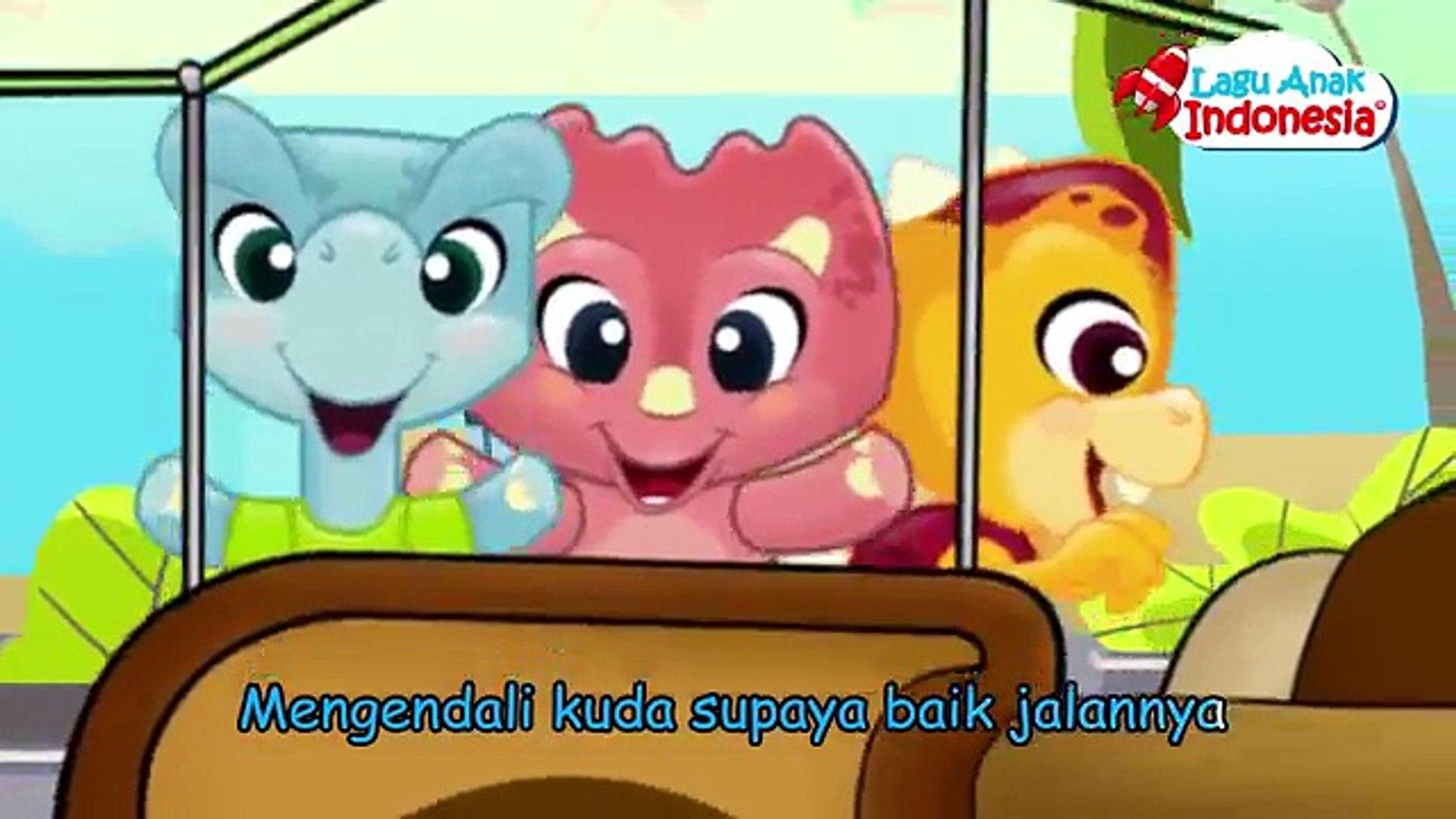 Lagu Anak Indonesia Naik Delman Dino And Friends
