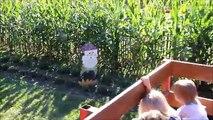 Trors for Children Kids Toddlers Videos Songs Pulling Working on the Farm John Deere Halloween