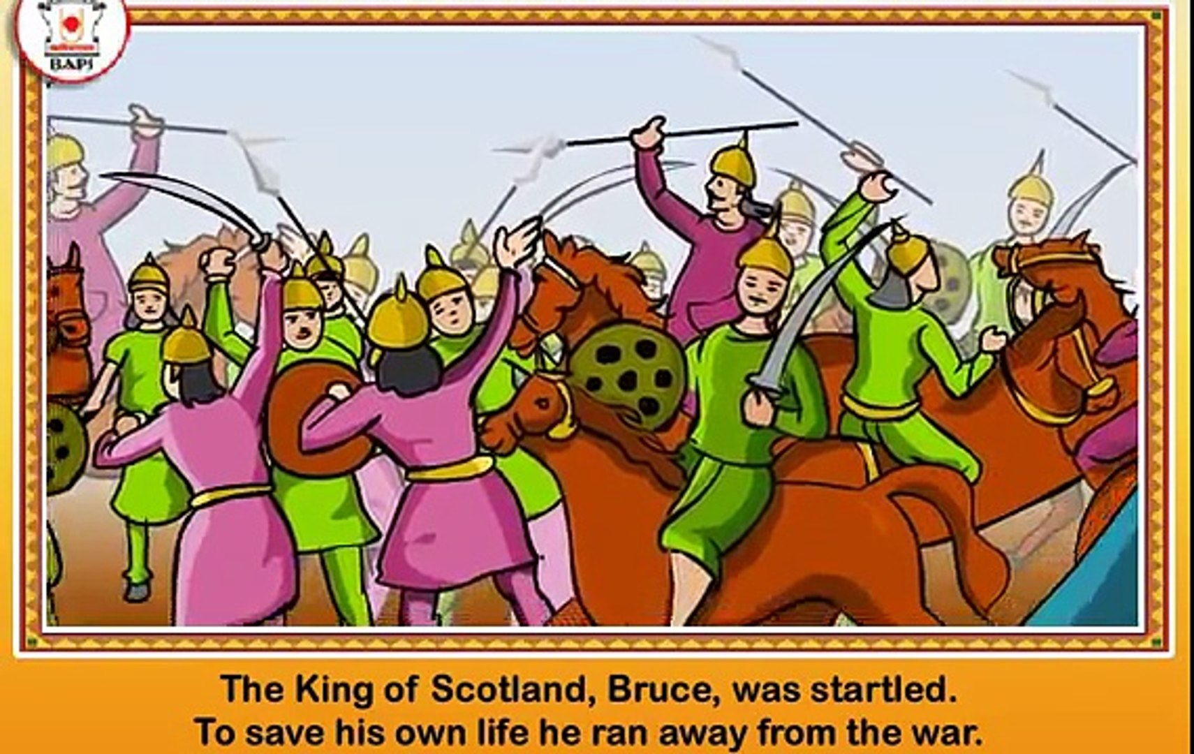 The King of Scotland ¦ kids stories ¦ moral stories ¦ Bedtime Stories ¦ Fairy Tales