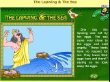 The Lapwing & The Sea ¦ kids stories ¦ moral stories ¦ Bedtime Stories ¦ Fairy Tales