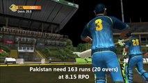 (Cricket Game) ICC T20 World Cup new Super 8 - Sri Lanka v Pakistan Group 2 Match 16