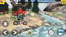Trial Xtreme 4 River Motor Bike Games Motocross Racing / Games For Kids / Android Gameplay