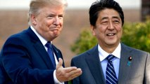 Trump kicks off Asia tour in Japan