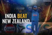 IND VS NZ 1st T20 Highlights 2017 | India vs New Zealand 1st T20 IND win by 53 runs