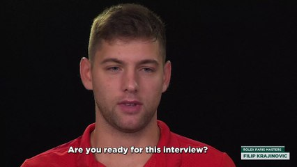 """Filip Krajinovic answers to our interview """"Yes or No"""""""