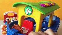 Juguetes para Bebés Barco y Animales   Babies Toys Kidsplace Town