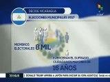 Nicaragua: Este domingo se llevaran a cabo las elecciones municipales