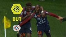 But Giovanni SIO (82ème) / Montpellier Hérault SC - Amiens SC - (1-1) - (MHSC-ASC) / 2017-18