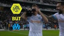 But Florian THAUVIN (47ème) / Olympique de Marseille - SM Caen - (5-0) - (OM-SMC) / 2017-18