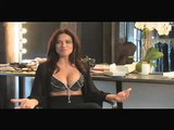 Adriana Lima's $5M Fantasy Miracle Bra photo shoot
