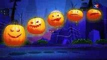 citrouille doigt famille chansons pour enfants doigt famille halloween chanson Pumpkin Finger Family