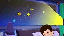 chanson des planètes système solaire rime apprendre les noms des planètes Planets rimes Planet Song