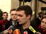 """Bruno Julliard de l'UNEF : """"Le gouvernement ne tient pas ses"""