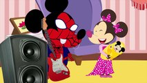Minnie Mouse And Mickey Mouse, Spiderman, Goofy, Chip & Dale ✔ Cartoon Movie For Kids # 14