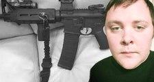Kilise Saldırganı, Sosyal Medya Hesabından Otomatik Silah Fotoğrafı Paylaşmış