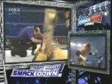Smackdown MVP & Matt Hardy vs John Morrison & The Miz-part-1