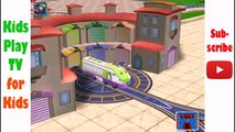 Chuggington Traintastic Adventures | Build and Play Train Set Game App