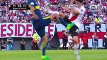River Plate 1-2 Boca Juniors Clásico Superliga Argentina 05/11/2017