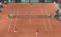Coupe Davis, la campagne 2017 (9) : Mahut-Herbert doublent la Serbie