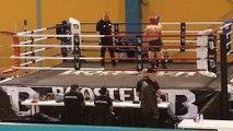 Lucien Descamps (Muay Thai Vendinois) Vs Renaud Kubiscek (Muay Thai Vendinois)
