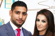 'Soul mate'- Faryal Makhdoom and Amir Khan spark rumours after posting family picture