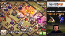 Clash of Clans: BOWLERS vs. MINERS | WHO IS THE TH11 CHAMP?