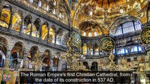 Top Tourist Attractions Places To Visit In Turkey | Hagia Sophia Destination Spot - Tourism in Turkey
