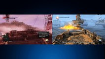 Assassins Creed: Rogue vs Black Flag - Side by Side comparison