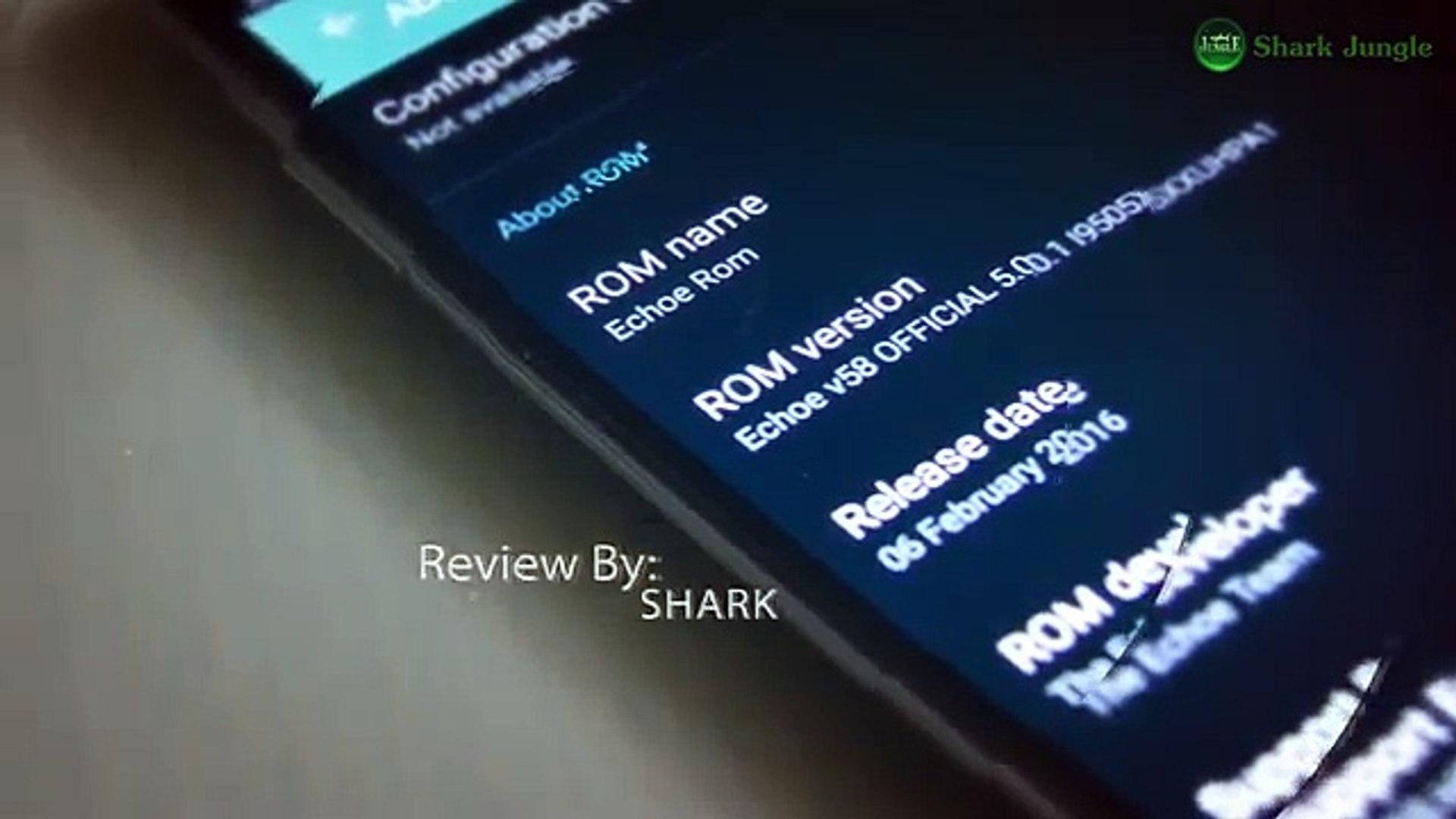 Echoe ROM v58 Samsung Galaxy S4 I9505
