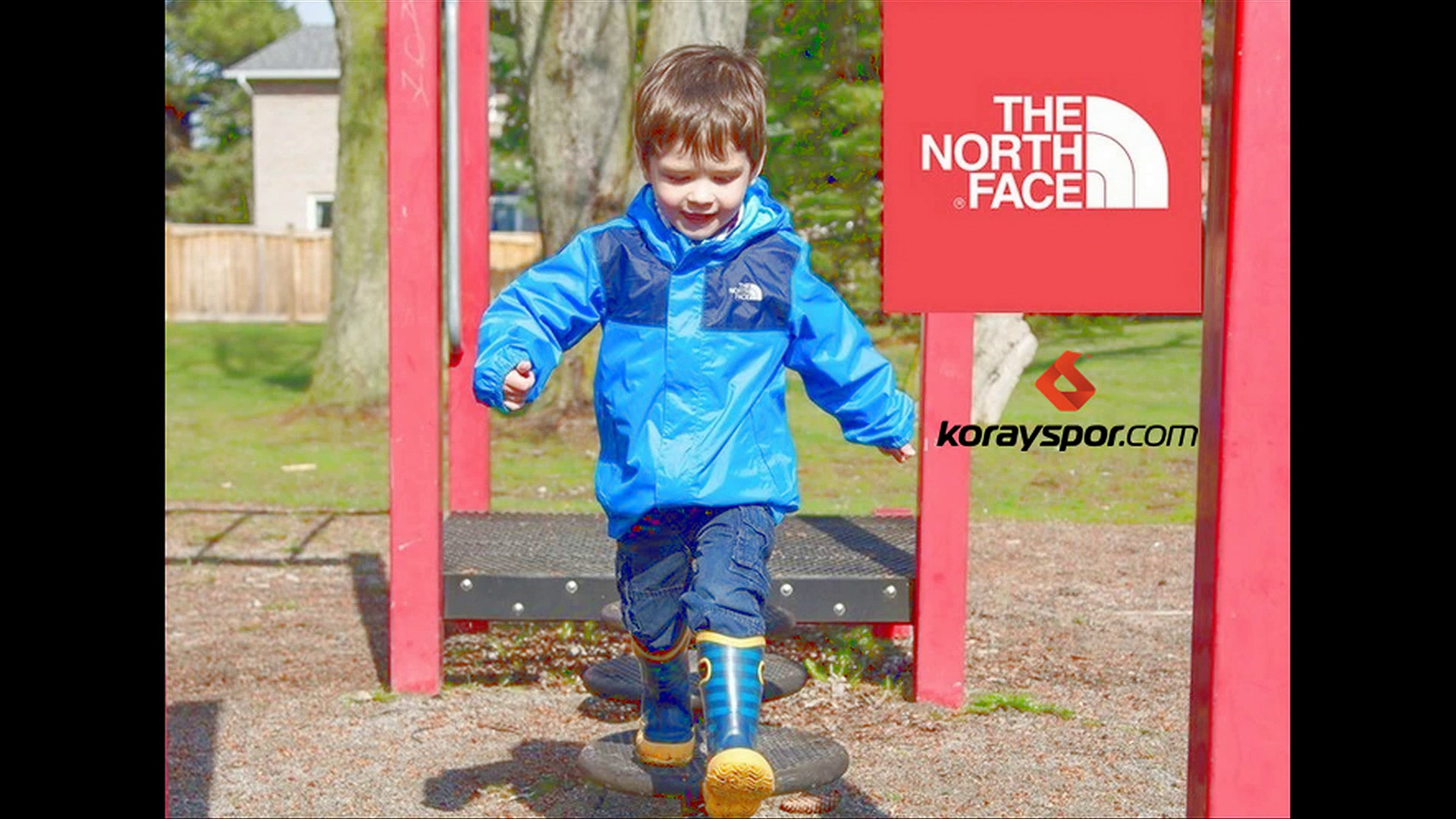 Yeni Sezon North Face Çocuk Montlarında Sezonun Yeni Renkleri ve En Çok Satılanlar