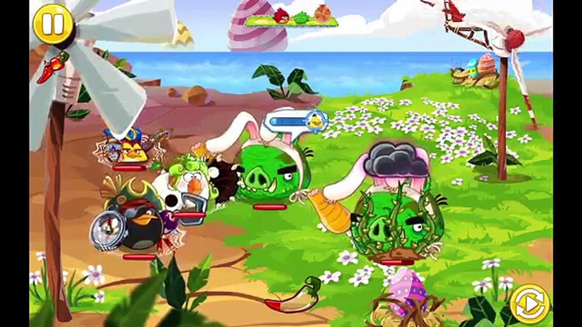 Angry Birds Epic #246 ФИНАЛ ОХОТА ЗА ЯЙЦАМИ EASTER EGG HUNT Геймплей Прохождение Gameplay Walkthrou