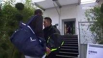 Rafael Nadal non reconnu par cet agent de sécurité