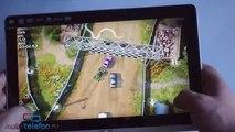Демо игр Diablo 3, Mass Effect 3, Fruit Ninja на планшете с Windows 8