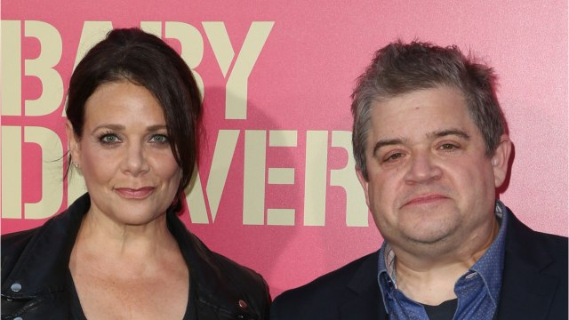 Patton Oswalt And Meredith Salenger Are Now Married