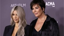 Kim Kardashian made people think Kris Jenner dyed her hair blonde by posting this Instagram photo for her birthday