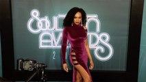 Demetria McKinney 2017 Soul Train Awards Arrivals