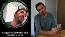 IPhone X: On a testé la reconnaissance faciale avec et sans barbe