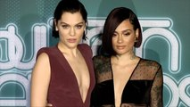 Jessie J and Kehlani 2017 Soul Train Awards Arrivals